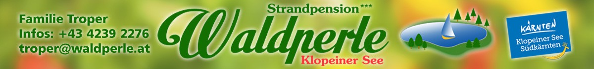 Strandpension Waldperle am Klopeiner See