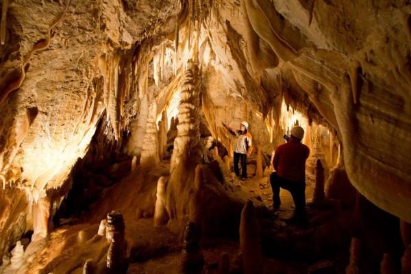 Obir-Höhlen