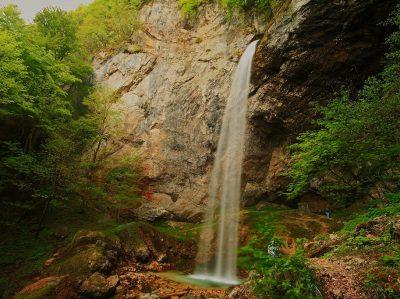 Strandpension Waldperle - Wanderung zum Wasserfall